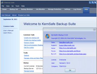 K-Backup Suite
