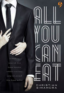 {Indonesian Romance Reading Challenge] #41 All You Can Eat by Christian Simamora