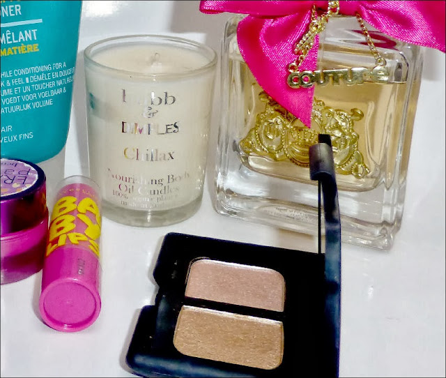 A picture of my favourite September beauty products