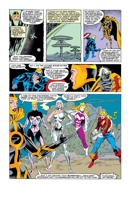 Captain America (1968) Issue #392 #325 - English 3