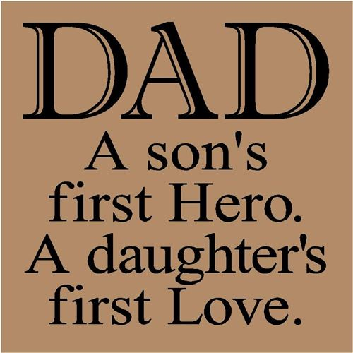 Fathers day quotes from daughter quotesgram for Fathers day quotes from daughter to dad