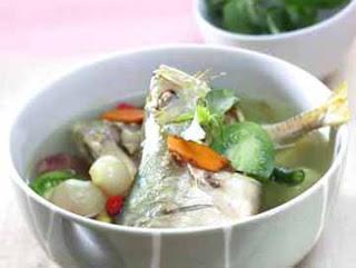 Ikan Kuah Pindang