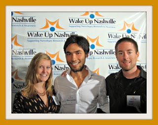 Wake Up Nashville Robby + I with MTV Producer