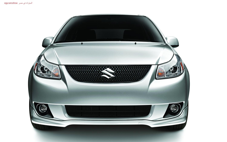 Suzuki Sx Sedan Front Bumper Cover