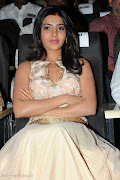 UrsTeluguStudio: Samantha Photos at Eega Audio Release