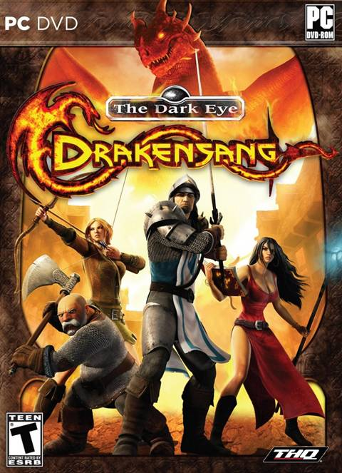 Drakensang The Dark Eye PC Full Ingles