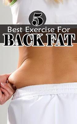 5 Best Exercises For Back Fat