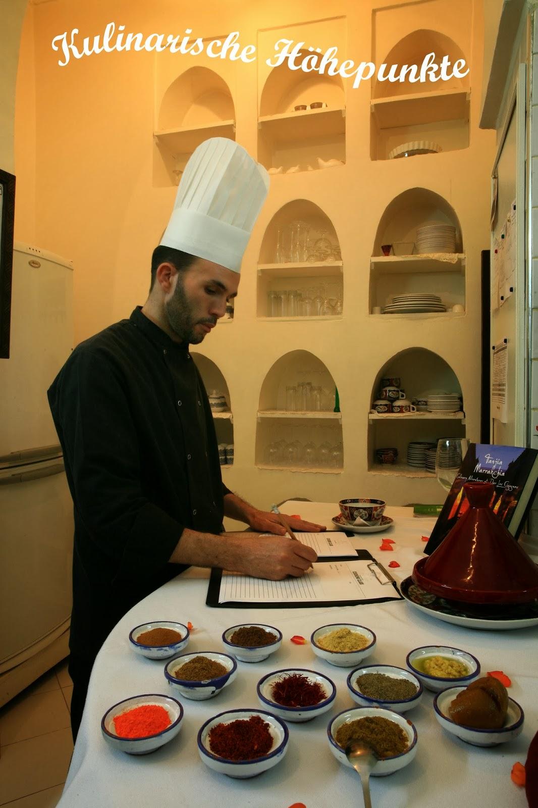 Kulinarische Reise vom Marokko Spezialisten