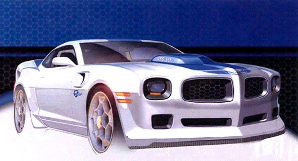 2013 Pontiac Trans AM Concept