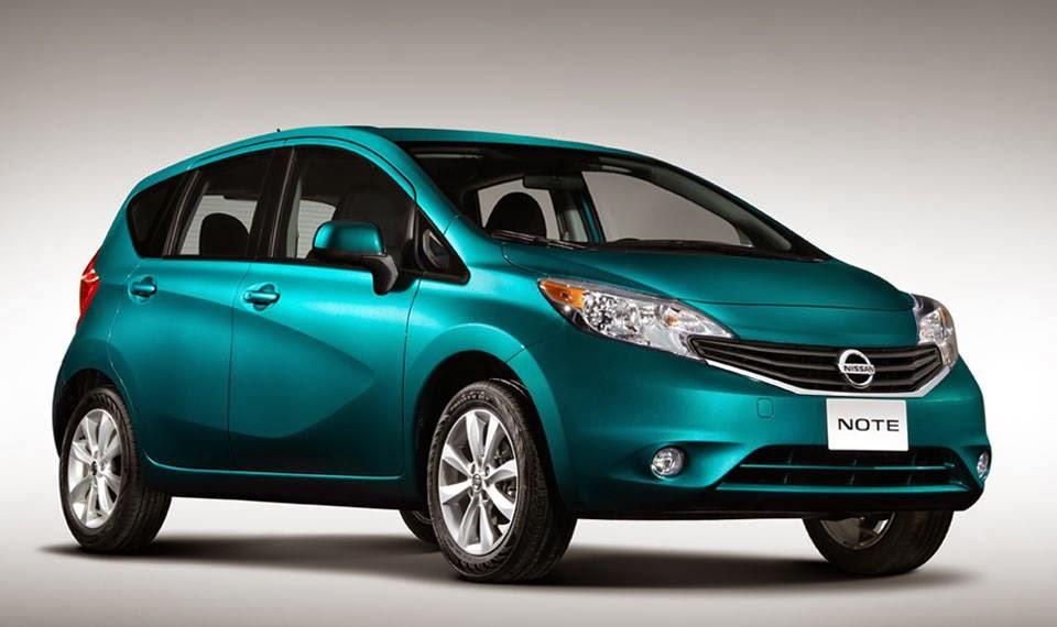 Nuevo Nissan Note 2014