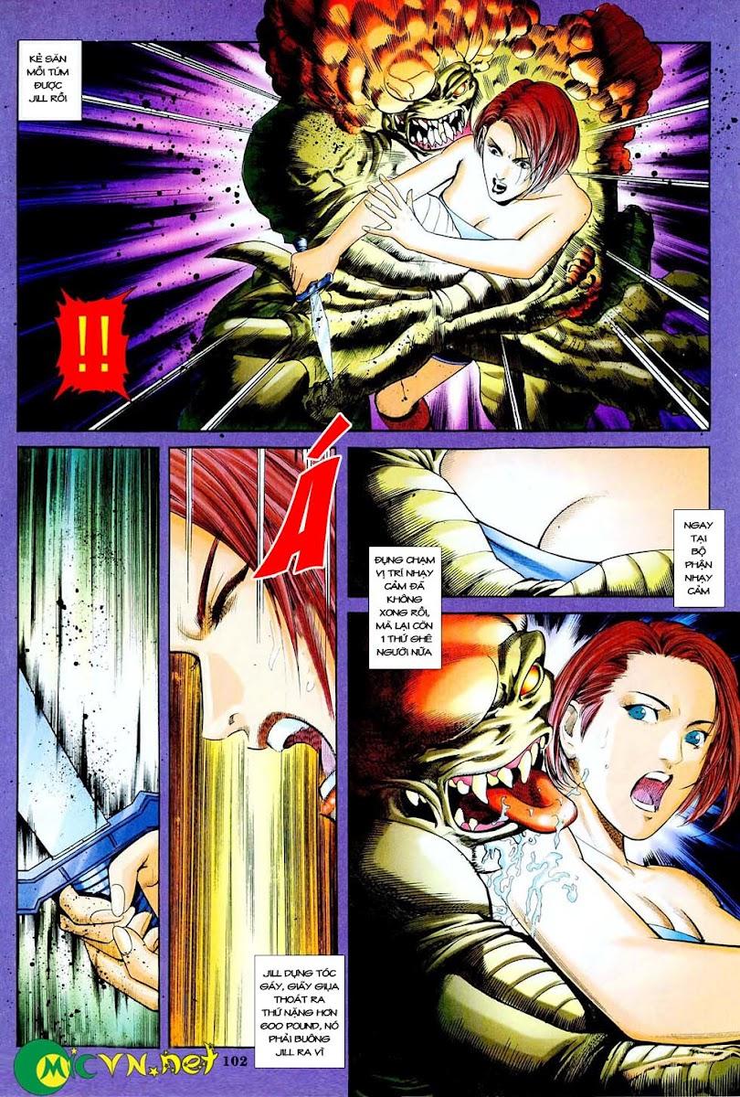 Resident Evil 3 chap 4 - Trang 23