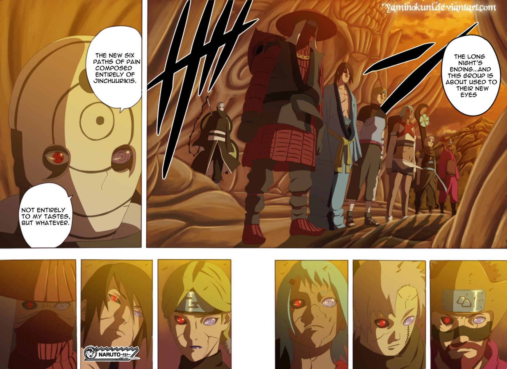 Naruto chap 546 Trang 18 - Mangak.info