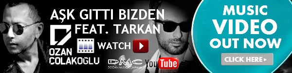 Tarkan Releases Music Video for Ask Gitti Bizden