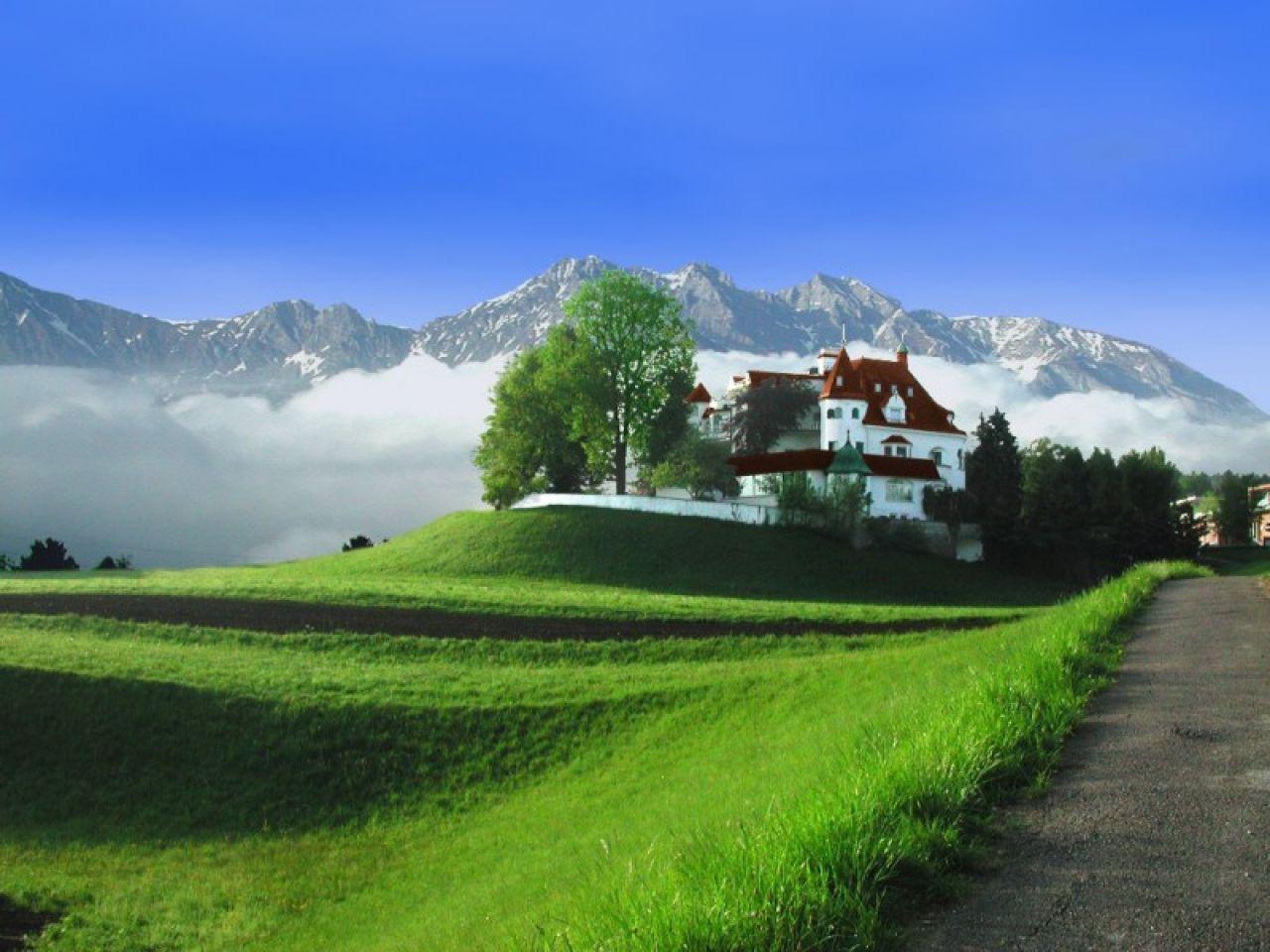 Really nice pictures from japan landscapes - Paisajes de casas de campo ...