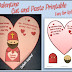 St. Valentine ~ Cut and Paste Activity