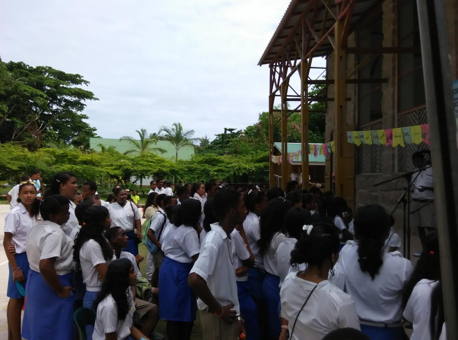 Praslin Secondary School HAPPY CHILDRENS DAY 2015