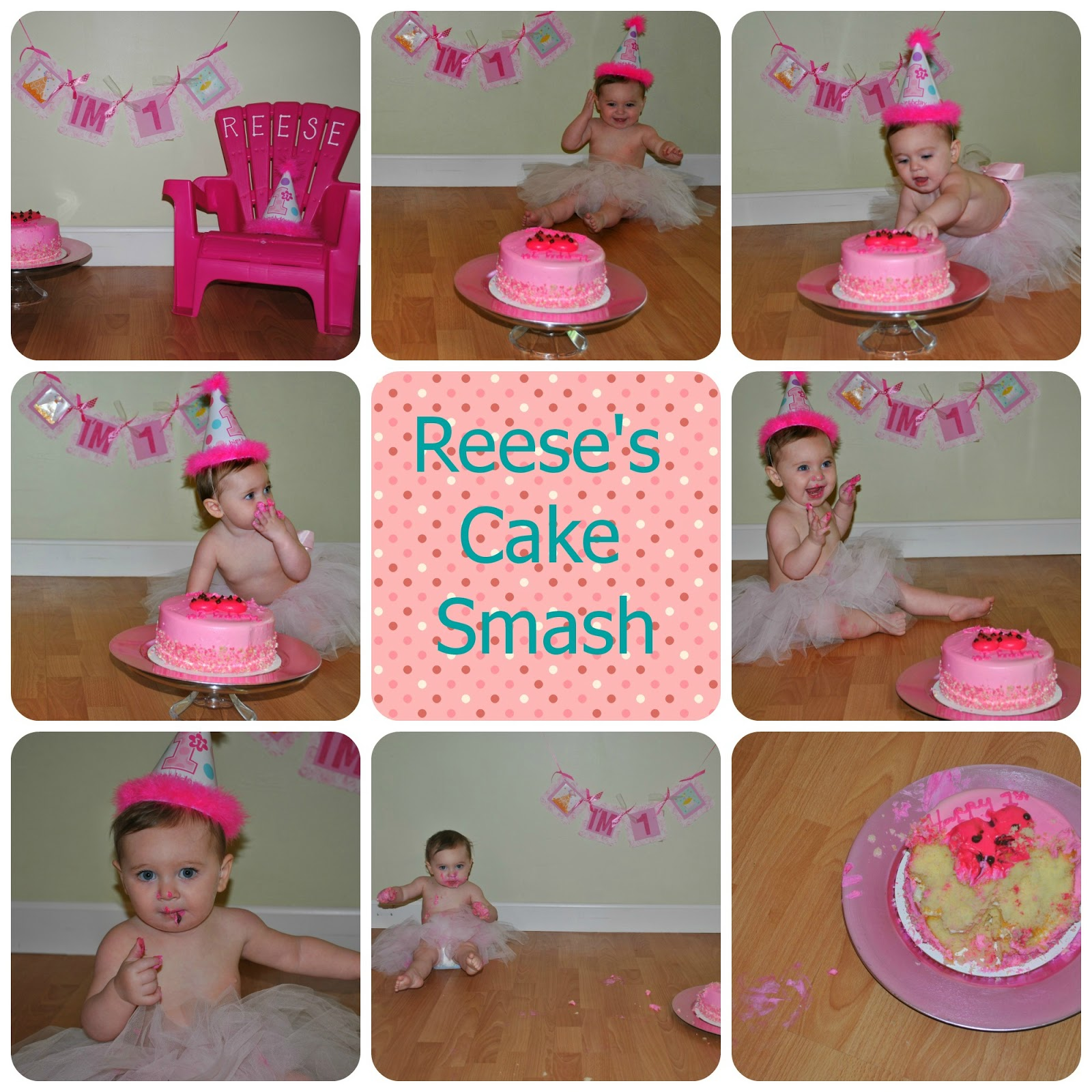 DIY Cake Smash Photo Shoot Craftbnb