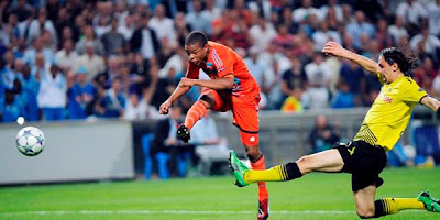 Marseille 3 - 0 Dortmund (3)