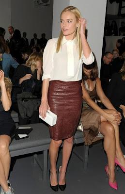 spódnica, skórzana spódnica, modna spódnica, Kate Bosworth styl