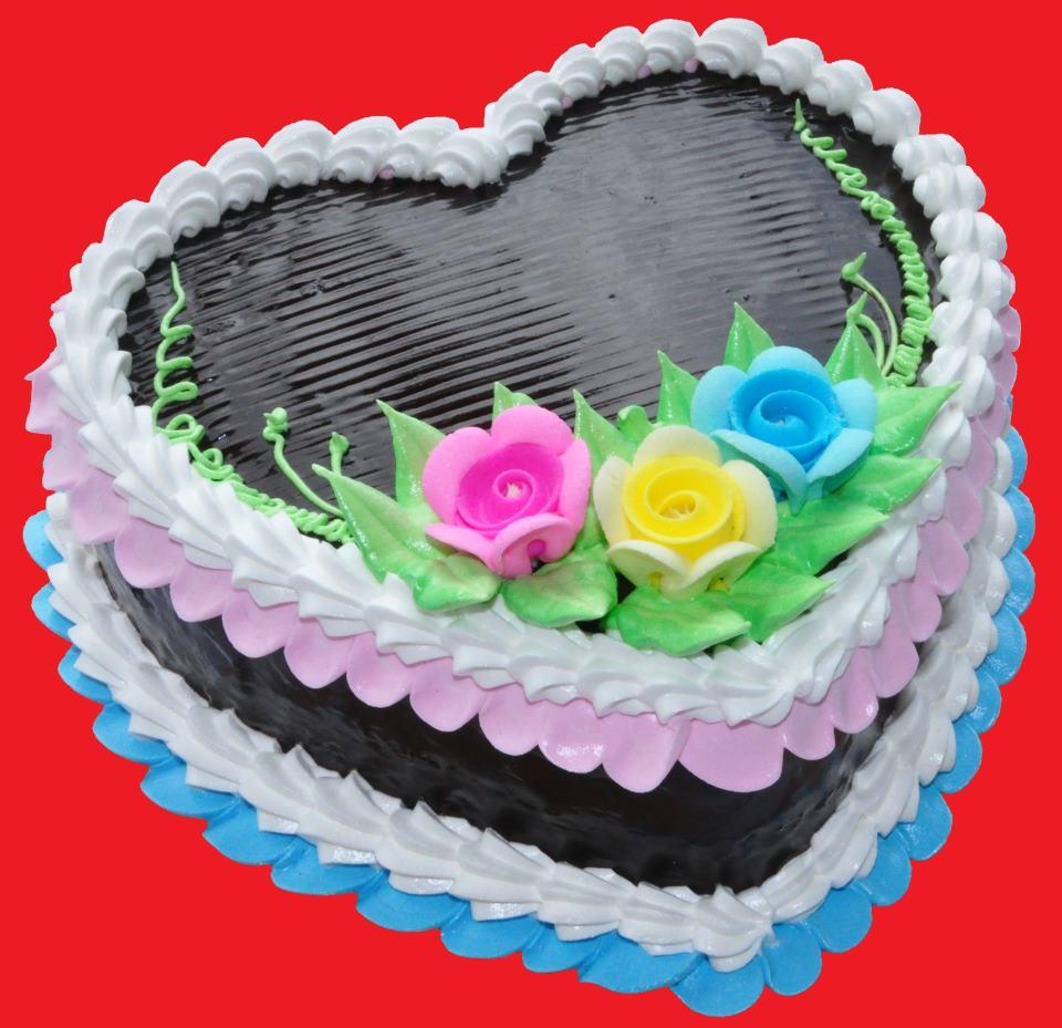 Heart of Mary Cloning Mernel\u0027s chocolate cake
