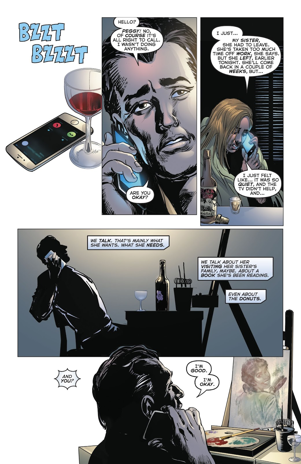 Read online Astro City comic -  Issue #50 - 22