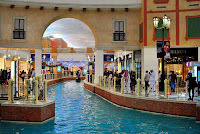Qatar, shopping, water