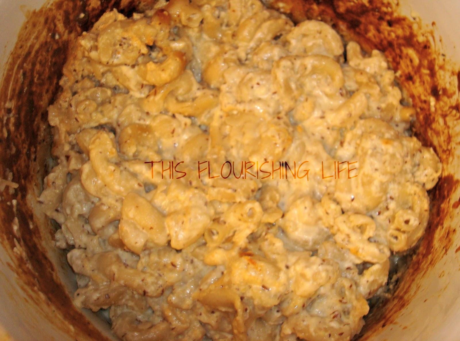 Recipe: Gluten-Free Crock-Pot Mac And Cheese - This Flourishing Life