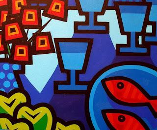Cuadros Pintados Oleo Modernos Bodegones