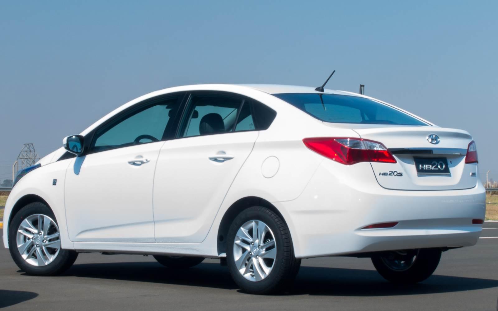 Hyundai HB20S Comfort Plus 2015 - ForYou