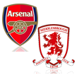 Live Stream FC Arsenal - FC Middlesbrough