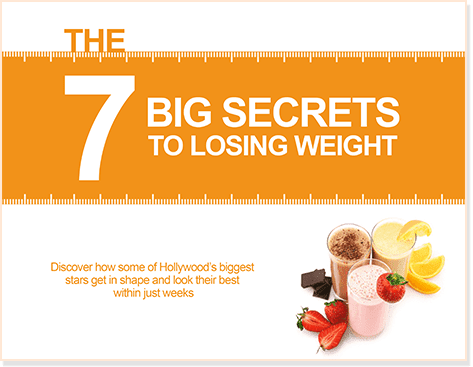 7 Big Secrets To Losing Weight