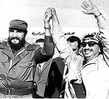 Palestina, Cuba, Panamá