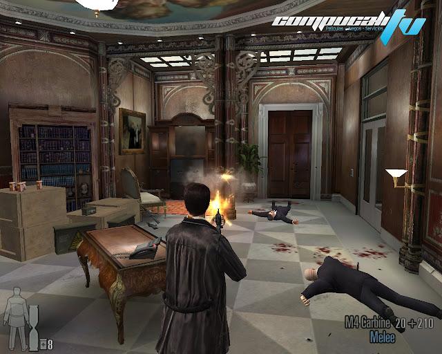 Max Payne 2 PC Full Español