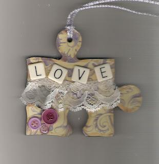 Puzzle piece jewelry 1