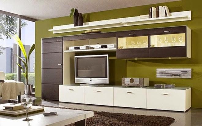Model Meja TV Yang Sesuai Untuk Desain Interior Rumah Minimalis