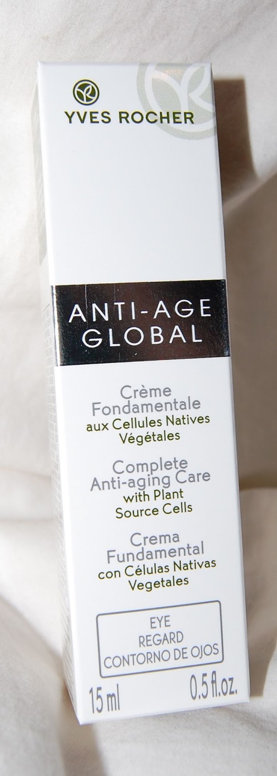 Beauty Squared Yves Rocher Anti Age Global Review And Photos
