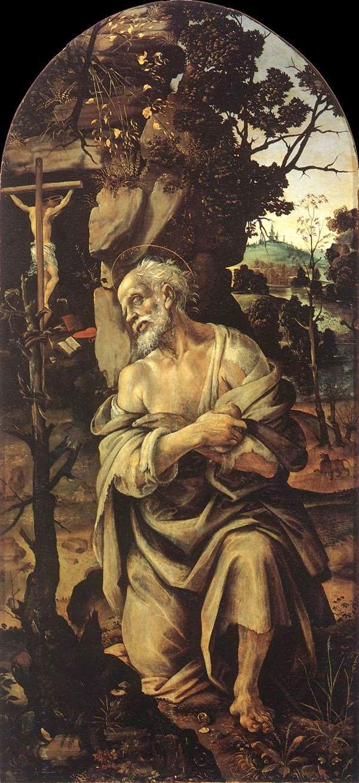 San Jerónimo ruega por nosotros