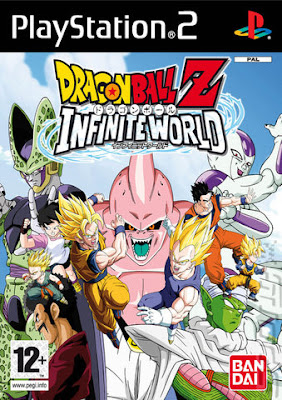 Dragon Ball Z Infinite World ~ Download Full Version PC Games For Free