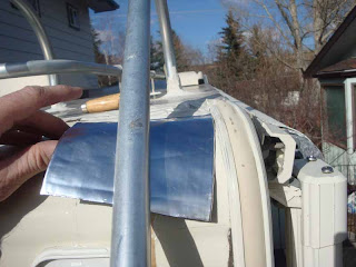 I Love My Motorhome Water Leak Repairs Clearance Lights
