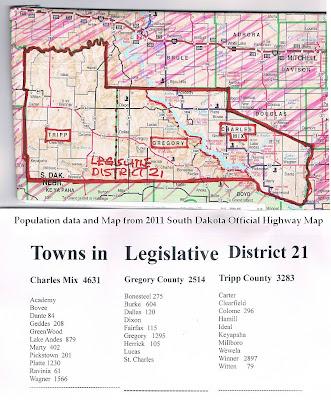 Gary Coleman For South Dakota About SD Legislative