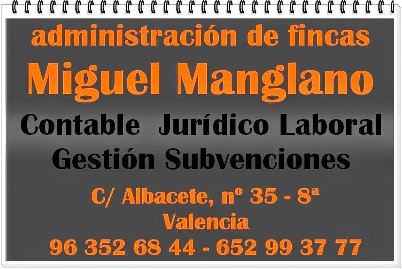 Empresa administraci n fincas miguel manglano - Colegio de administradores de fincas barcelona ...