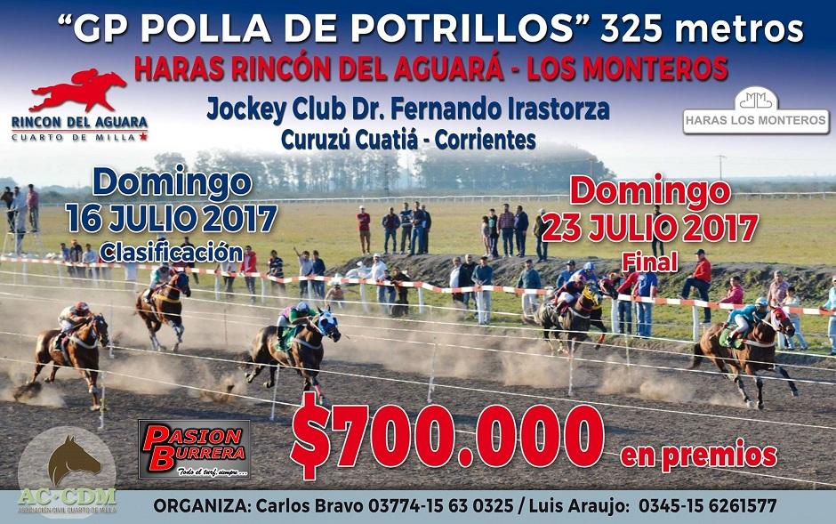 POLLA RDA - 16  Y 27JULIO