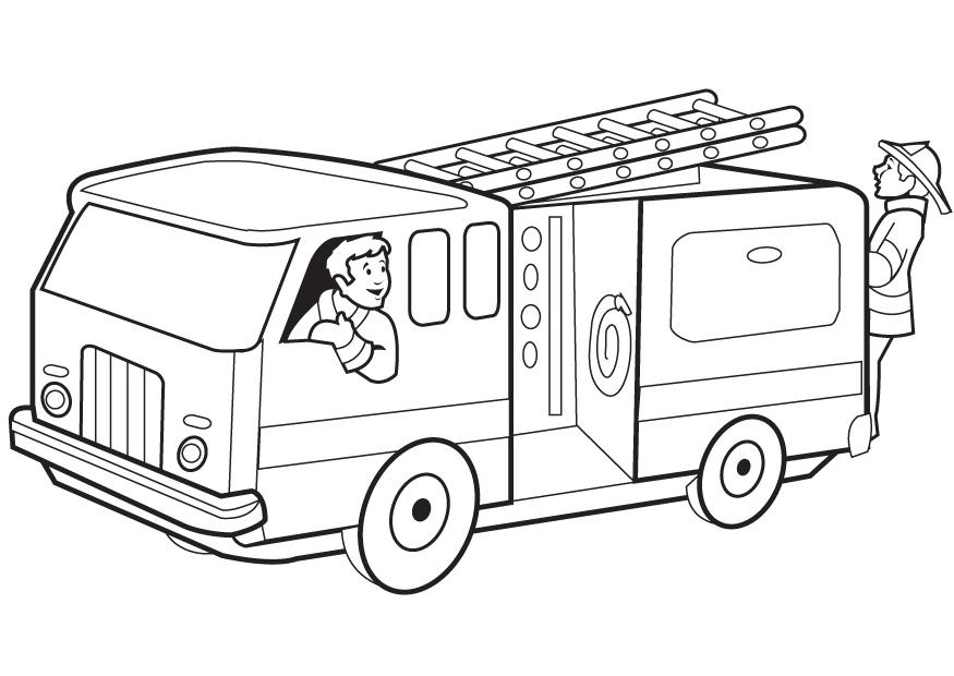 free transportation coloring pages - photo#4