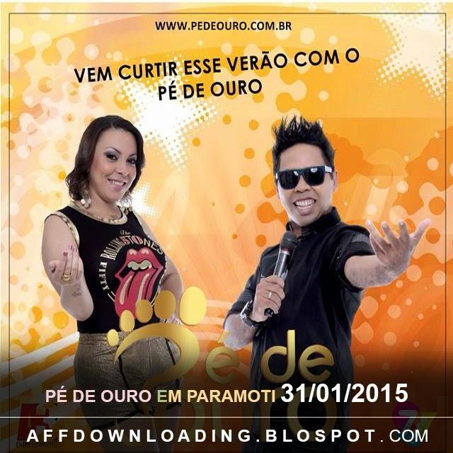Forró Pé de Ouro – Paramoti – CE – 31.01.2015