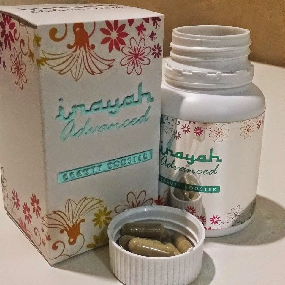 INAYAH ADVANCE BEAUTY BOOSTER