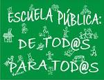 Plataforma Defensa Escuela Pública