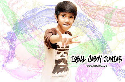Foto Terbaru Iqbal Coboy Junior