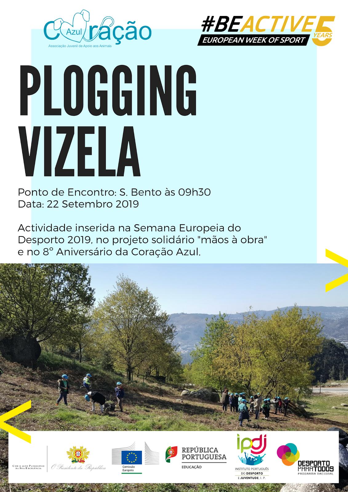 Plogging Vizela