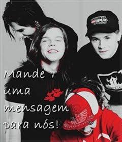Projeto Mensagens para o Tokio Hotel!