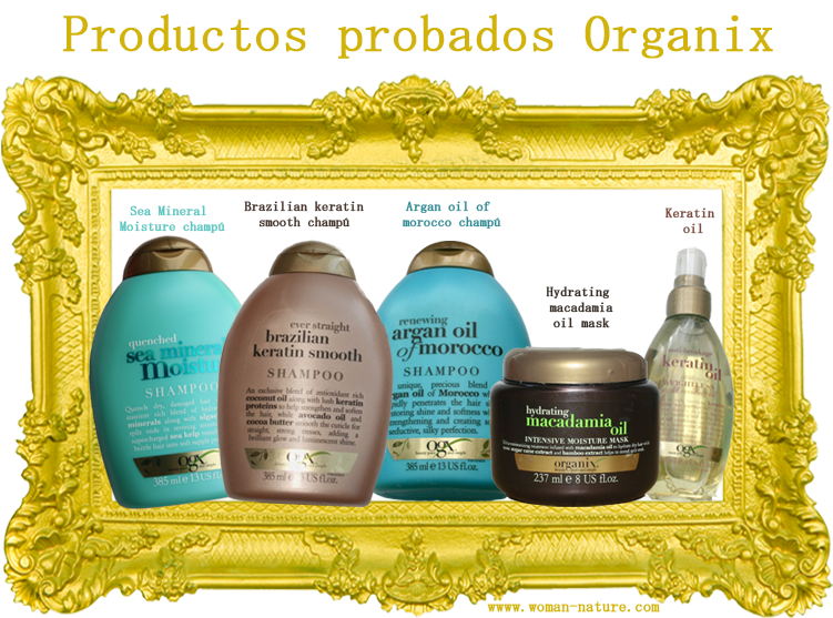 productos Organix